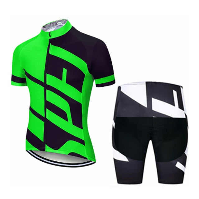 RCC SKY Team Cycling Jerseys Bike Clothes Quick Dry Clothing Bib Gel Clothing Sets Ropa Ciclismo uniformes Maillot Sport Wear