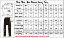 Load image into Gallery viewer, Winter Thermal Fleece Cycling Clothing Set NW Jersey Men Sport Suit Riding Bicycle MTB Clothing Bib Hot Jelly Shorts Sets