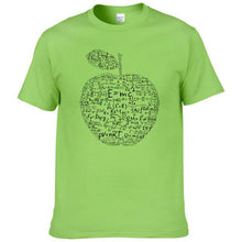 Load image into Gallery viewer, Men's custom pattern color T-shirt cotton