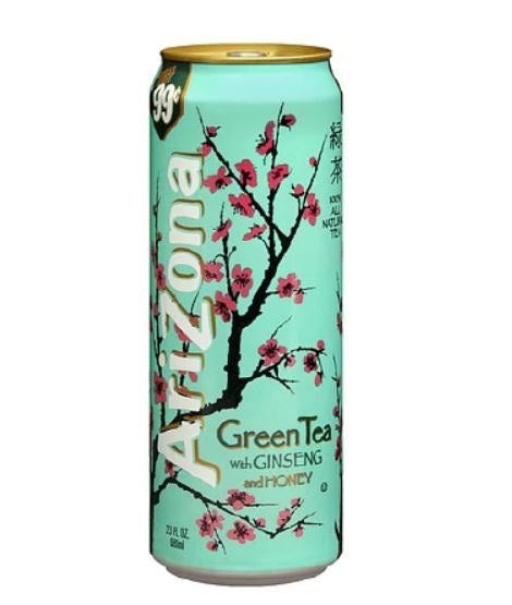 Arizona Green Tea 23oz
