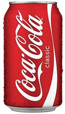 Coke Classic 12oz Can (pack of 6)