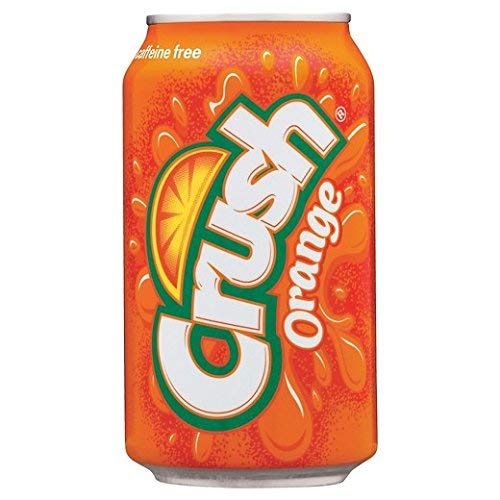 Crush Orange 12oz Can (Pack of 12)