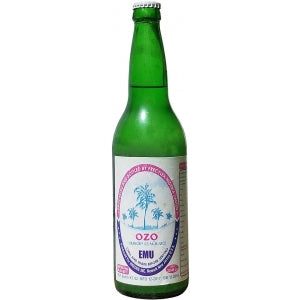 Emu Palm Juice 600ML, Nigeria (Pack of 6)