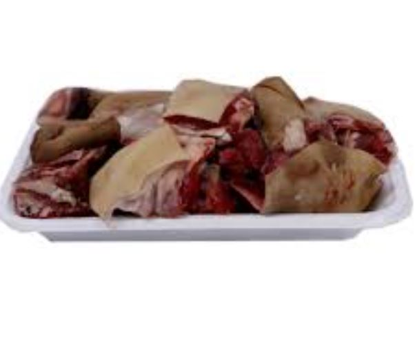 Burnt Skin Goat Meat 5LB
