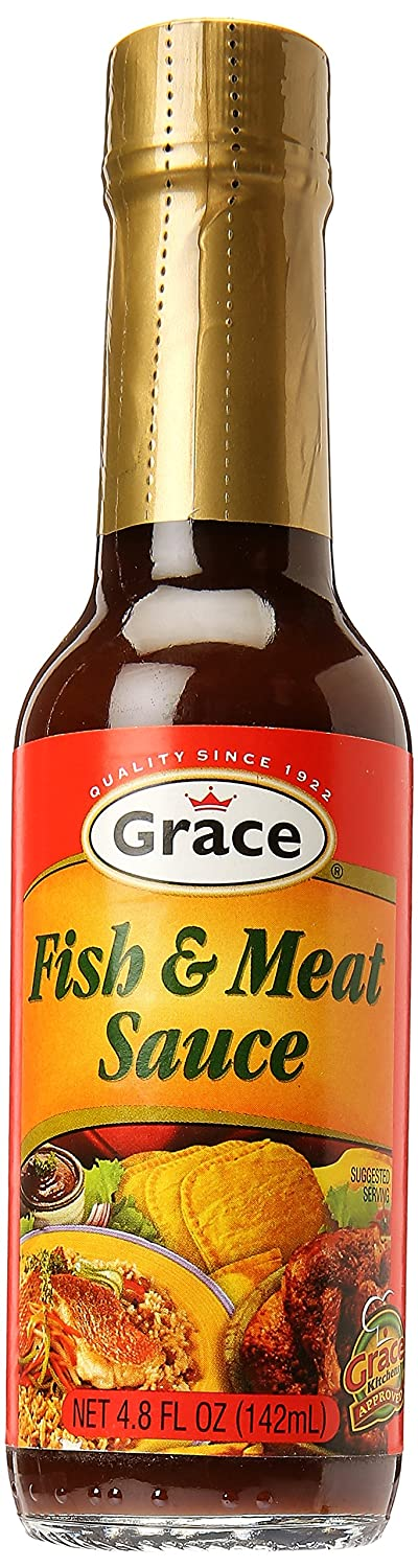 Fish & Meat Sauce 4.8oz