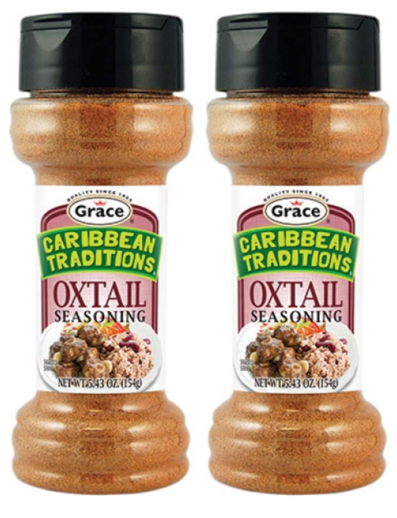 Grace Oxtail Seasoning 5.3oz (Pack of 2)