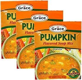 Grace Soup Mix Pumpkin 55g (Pack of 3)