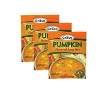 Load image into Gallery viewer, Grace Soup Mix Pumpkin 55g (Pack of 3)