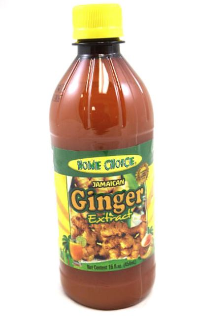 Home Choice Ginger Extract 16oz