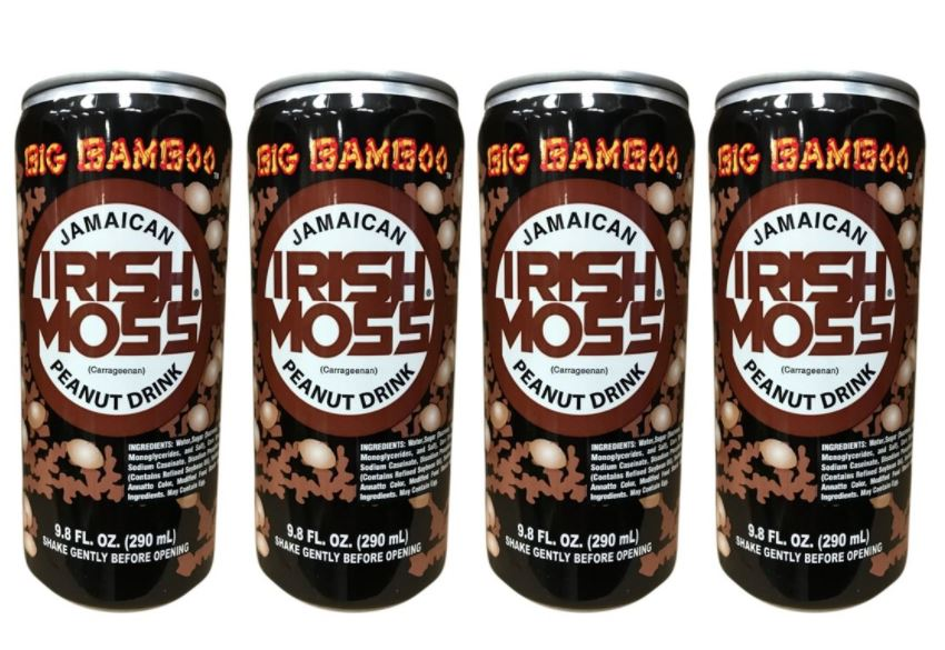 Irish Moss Peanut 11oz (Pack of 4)