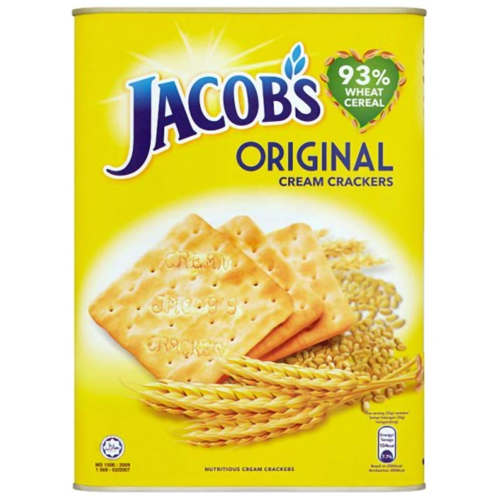Jacobs Cream Crackers 700G