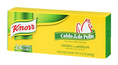 Knorr Chicken Bouillon 264g, 24 cubes