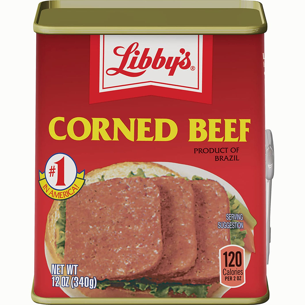 Libbys Corned Beef 12oz