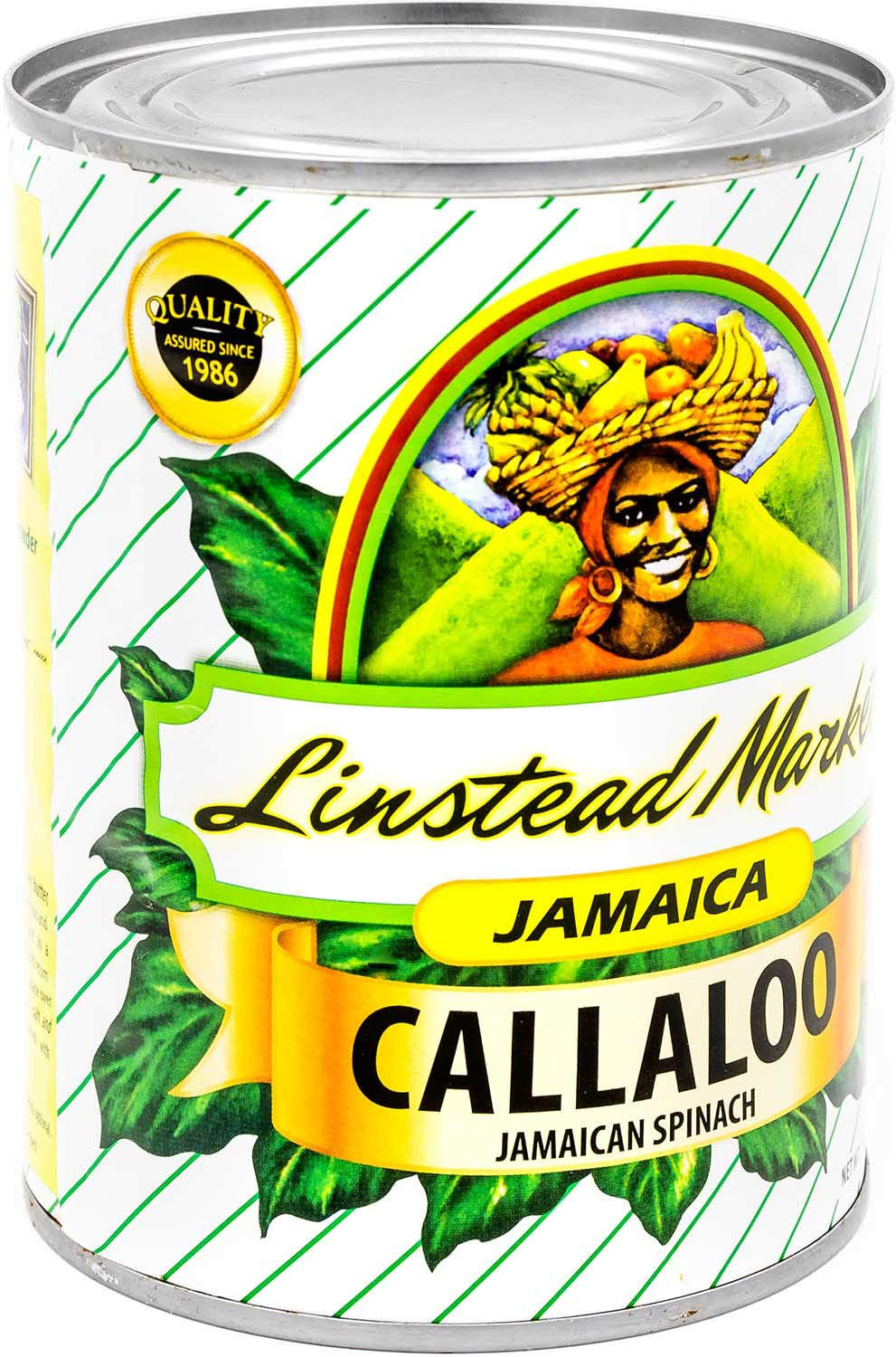 Linstead Jamaica Callaloo 19oz