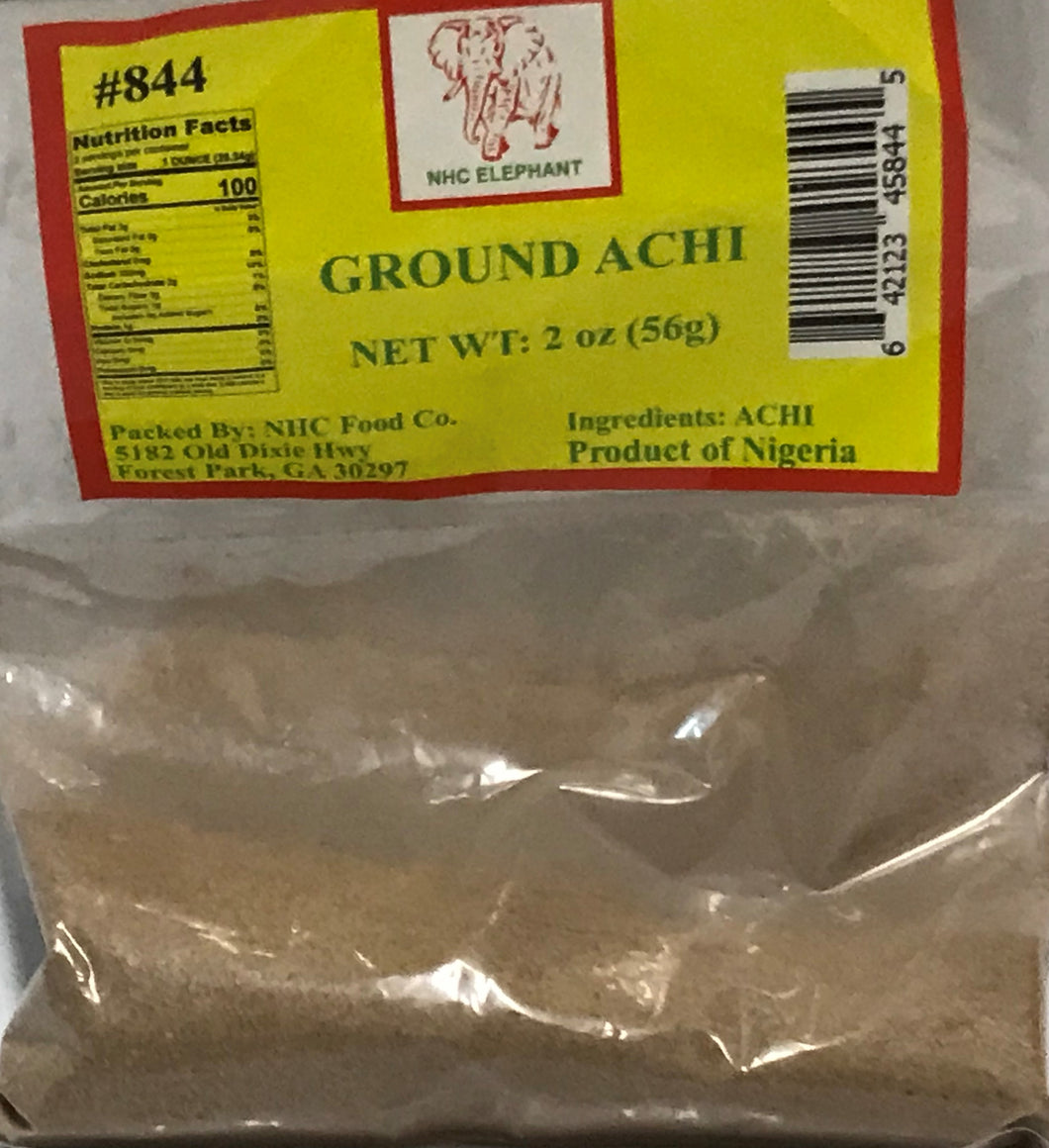 NHC Elephant Ground Achi 2oz