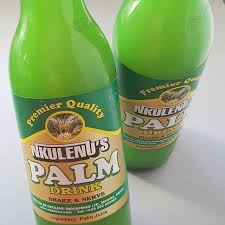 Nkulenu Palm Juice 315ML, Ghana (Pack of 12)