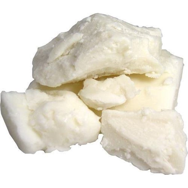 African Raw Shea Butter White 4oz