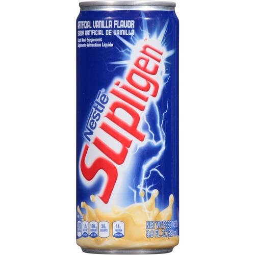 Supligen Vanilla 9.8oz (Pack of 12)