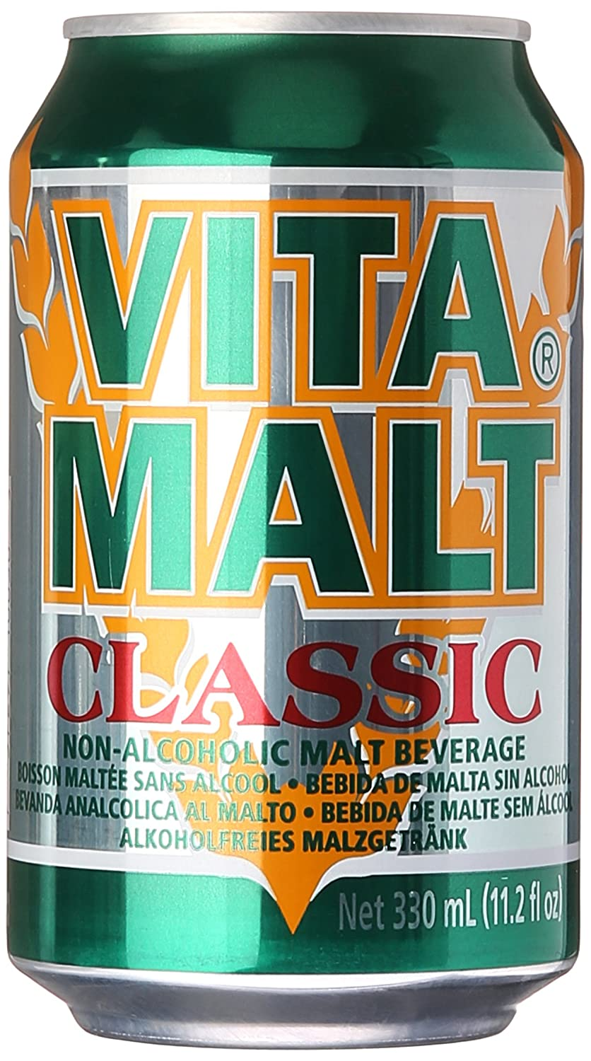 Vitamalt Classic 330ML [Can] Case of 24