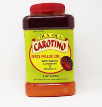 Load image into Gallery viewer, Ola Ola Carotino Red Oil 1.32Gal