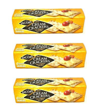 Load image into Gallery viewer, Jacob Cream Crackers 300G, Pack of 3