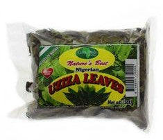 Nature's Best Dry Uziza Leaves 2oz