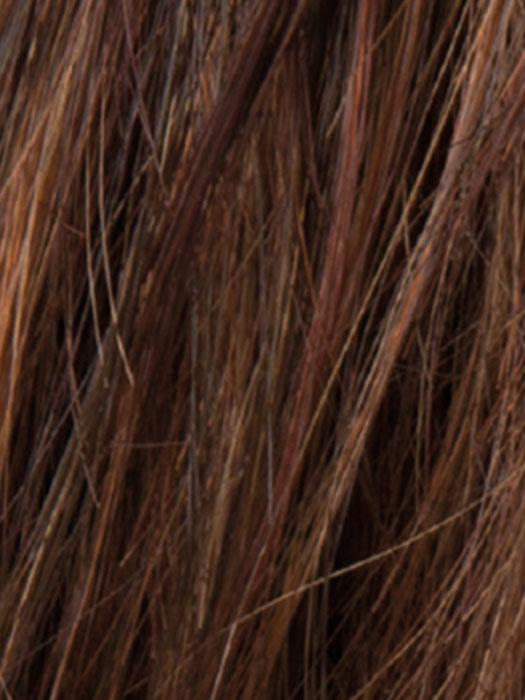 CHOCOLATE MIX - 8.830.6 | Medium to Dark Brown base with Light Reddish Brown highlights