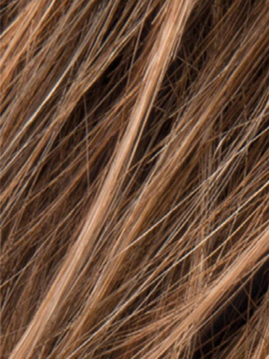 NUT BROWN MIX 12.830.27 | Medium -golden Brown, blended with reddish Brown and Light Auburn