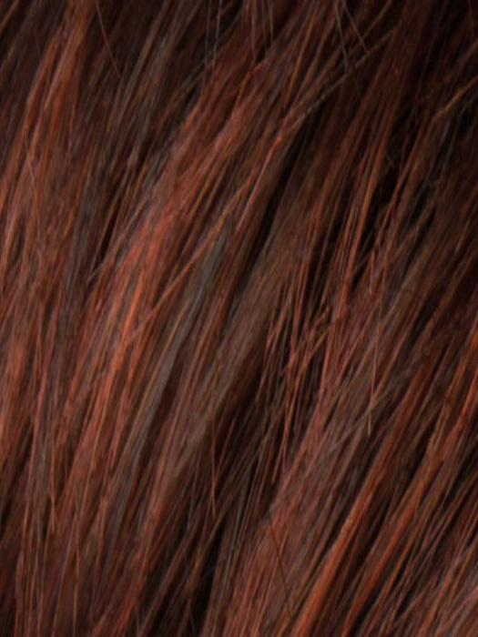 AUBURN MIX 33.130 | Dark Auburn, Bright Copper Red, and Warm Medium Brown blend
