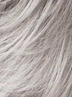 SILVER GREY MIX 56.60 | Pure silver white With 75% Brown