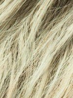 LIGHT CHAMPAGNE ROOTED 23.22.16 | Light Beige Blonde, Medium Honey Blonde, and Platinum Blonde blend with Dark Roots