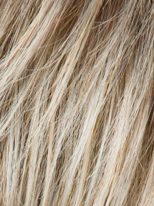 SANDY-BLONDE-ROOTED - 16.22.14 | Medium Honey Blonde, Light Ash Blonde, and Lightest Reddish Brown blend with Dark Roots