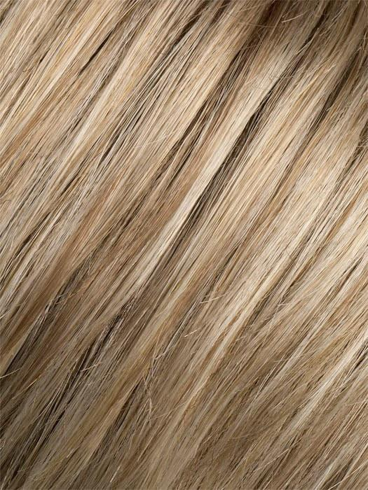 25/20/14 | Lightest Brown, Dark Honey Blonde, and Platinum Blonde blend