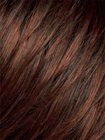 33/130/2 | Dark Auburn with a Bright Copper Red on top, with a Darkest Brown nape