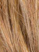 COGNAC ROOTED | Medium to Light Copper Red and Light Auburn Blend with Medium Auburn Roots