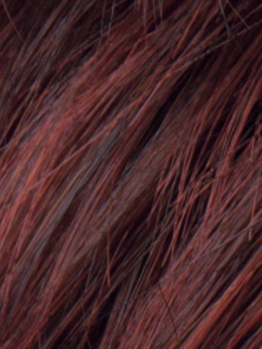 Dark Cherry Mix | Medium-dark Burgundy red, Dark Auburn, blended with Darkest brown base