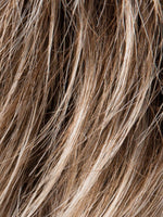 SAND MULTI ROOTED 24.14.12 | Lightest Brown and Medium Ash Blonde Blend with Light Brown Roots