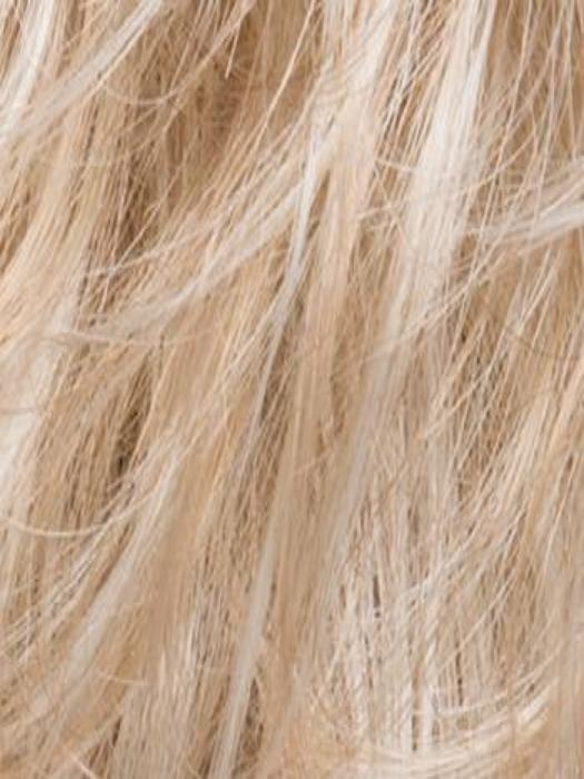 LIGHT HONEY ROOTED | Medium Honey Blonde, Platinum Blonde, and Light Golden Blonde Blend