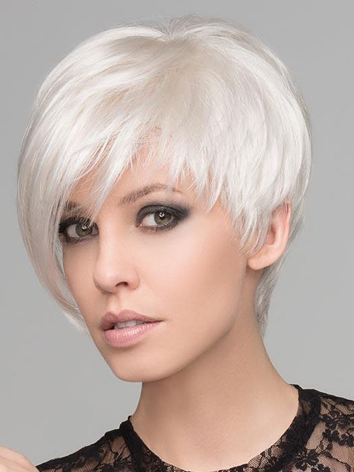 DISC by ELLEN WILLE in PLATIN-MIX | Pearl Platinum, Cool Platinum Blonde, and Silver White blend