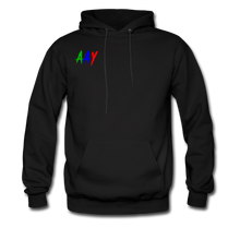 Load image into Gallery viewer, Merry Dripmas - Unisex Hoodie - black