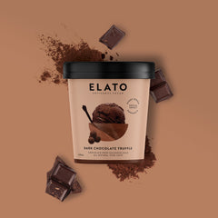 Chocolate made from Solomon Islands premium cacao has a distinctive taste and this vegan frozen dessert puts that taste on a pedestal and raises it even higher with its smooth creamy texture.