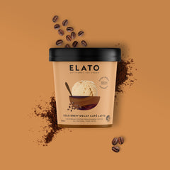 Dark roasted Colombian beans give this delicious ice cream its authentic coffee taste. It is made with cold brew to infuse flavour without bitterness and finished with the luscious creamy texture of a cafe latte but without the caffeine.