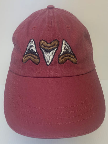 Hat - 3 Tooth Embroidered