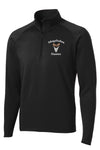 Megalodon Hunter Embroidered 1/2 Zip