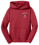 Megalodon Hunter Youth Embroidered Hoodie