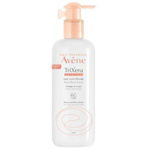 Avene Trixera Nutrition Nutri-Fluid Lotion - 400ml