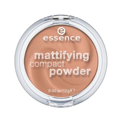 Essence Mattifying Compact Powder - 02 Soft Beige