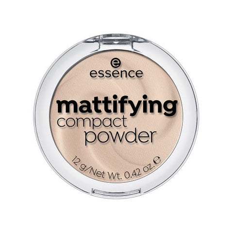 Essence Mattifying Compact Powder - No.:11 Pastel Beige