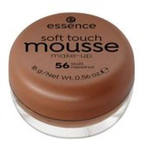 Essence Soft Touch Mousse Make-Up - 56 Matt Hazelnut