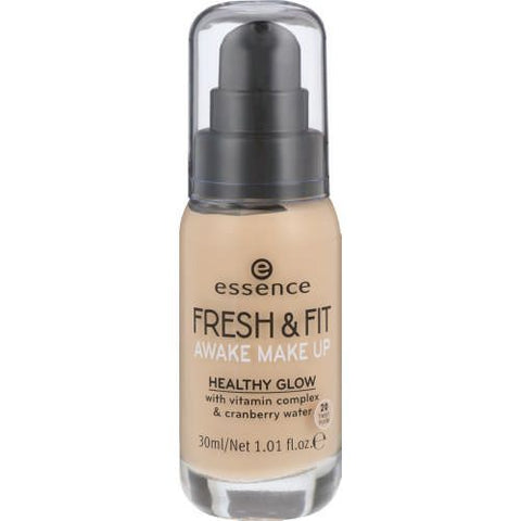 Essence Fresh & Fit Awake Foundation - 20 Fresh Nude